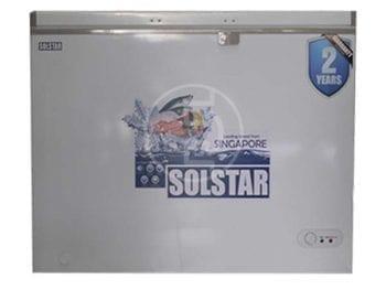 Congélateur coffre Solstar CF400 - 400 litres