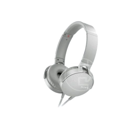 Casque Sony super bass supra-auriculaires