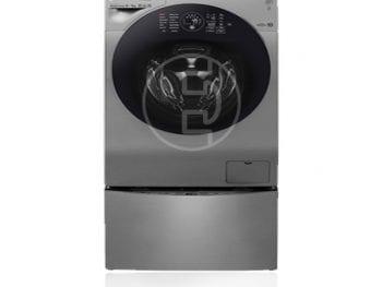 Machine à laver LG 12/8 kg Lavante & Séchante