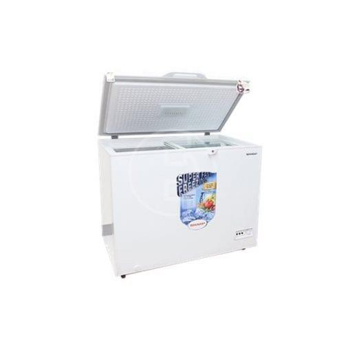 Congélateur horizontal Sharp SCF-K580XL - 446L