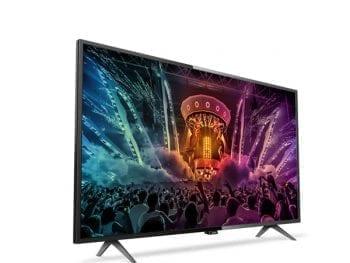"Téléviseur Roch 43""LED RH-43DSA SMART TV"