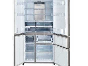 Réfrigérateur Sharp multiportes SJ-FP910-SS5 - 665 Litres
