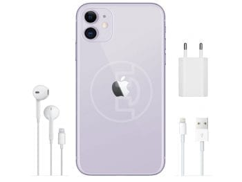 Apple iPhone 11 (128Go) - Gris
