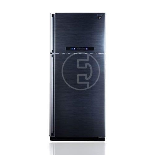 Réfrigérateur Sharp SJ-PC58A(BK) - 450L, 2portes