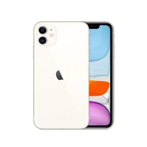 Apple iPhone 11 (128Go) - Blanc