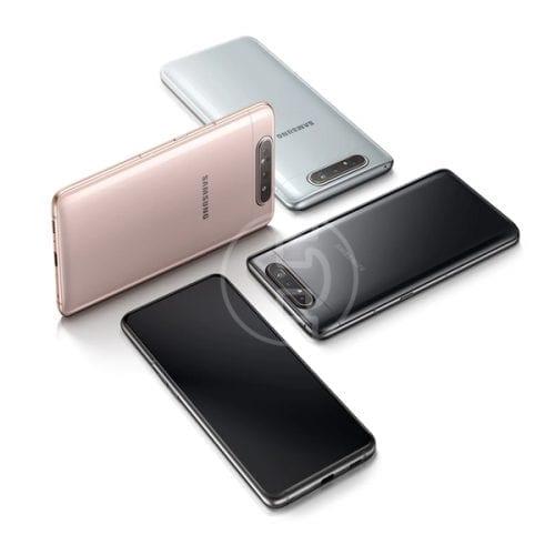 Samsung Galaxy A80 - 4G (6,5'' - 128GO - 8 GO RAM)