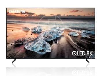 "Téléviseur Samsung 75""QLED 8K 75Q900R, Smart TV"