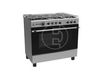 Cuisinière Nasco 90x60L021-I 5 Feux