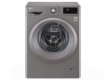 Machines à laver LG Inverter F4J5TNP7S 8 kg