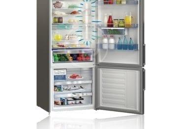 Réfrigérateur Beko DN168120X - 610L
