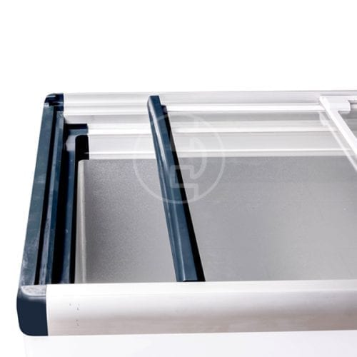 Congélateur vitrine Changer SC/SD(W)-456B - 550L