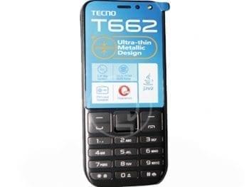 Téléphone classique Tecno T662