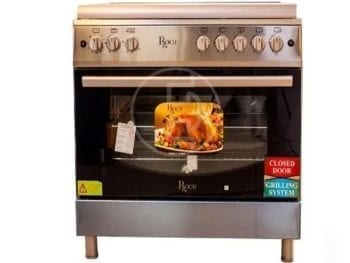 Cuisinière Roch 5 feux 90*60 turkey