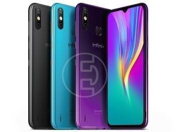 Téléphone Infinix Smart 4 - 16Go, RAM 1Go