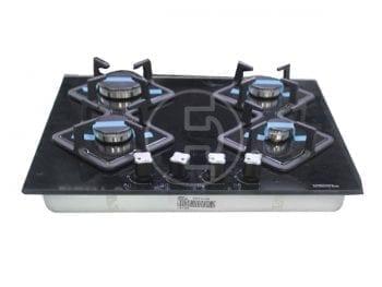 Plaque de cuisson Encastrable Tecnolux - KA007 60x60 NOIR