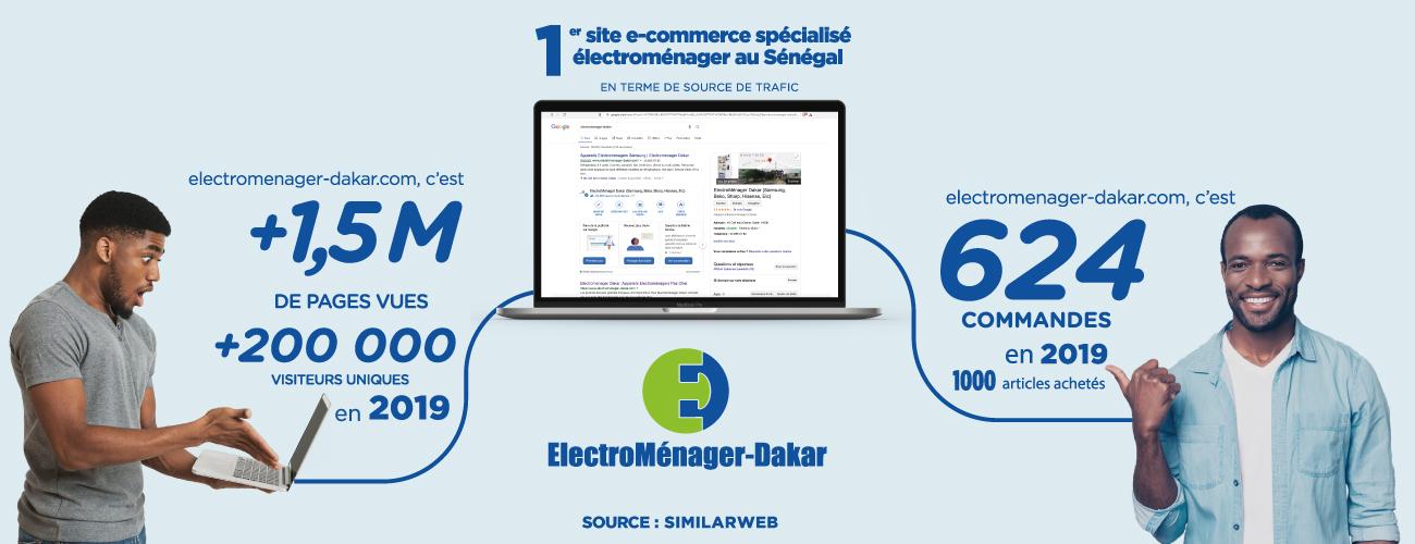 Devenir Fournisseur agréé sur ElectroMénager-Dakar.com