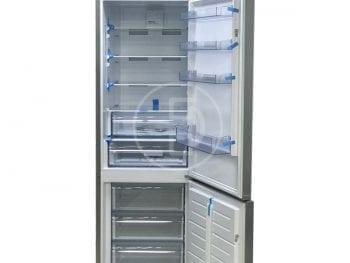 Réfrigérateur combiné Finix - 360L, 3T Silver