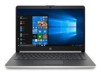 "Ultrabook HP 14-DK0023NS 14"" R7-3700U 8 GB RAM 256 GB SSD Argenté"