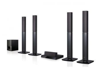 Home cinéma LG LHD655-FB 1000W - avec Bluetooth