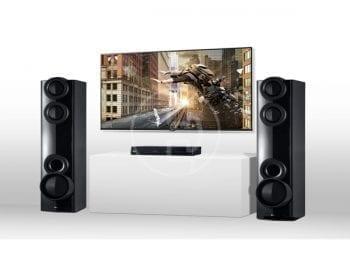 Home cinéma LG LHD675 1000W - DVD / CD