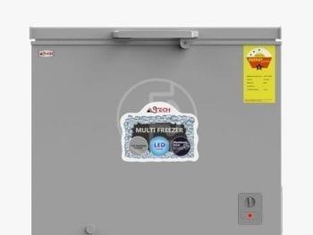 Congélateur coffre Astech CH-260W - 260L