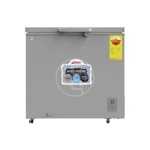 Congélateur coffre Astech CH-195W - 195L