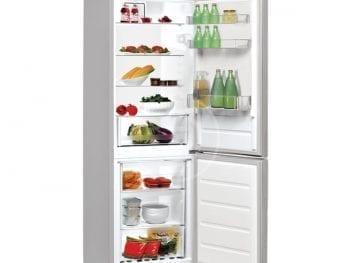 Réfrigérateur combine Indesit LR8S1FS - 337L A+