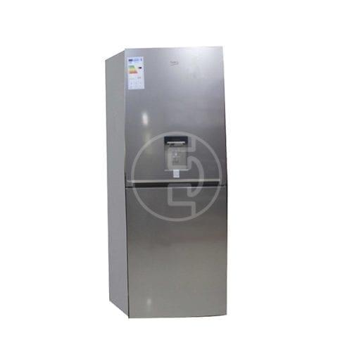 Réfrigérateur combiné Beko CH140020DSX - 340L