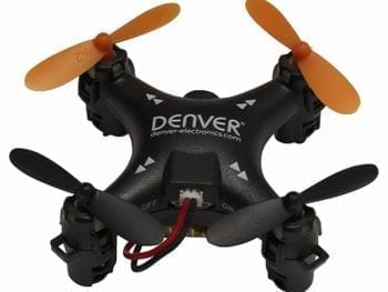 Drone Denver Electronics DRO-120 2.4 GHz 150 mAh Noir
