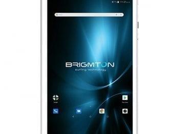 """Tablette BRIGMTON BTPC-801QC 8"""" Quad Core 2 GB RAM 16 GB"""