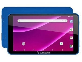 "Tablette Sunstech TAB781 7"" Quad Core 1 GB RAM 8 GB"