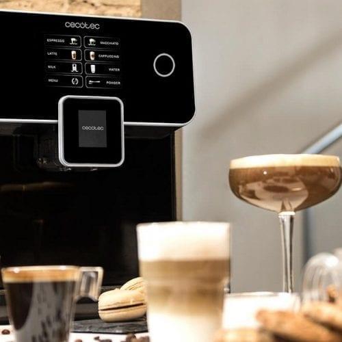 Cafétière électrique Cecotec Power Matic-ccino 8000 Touch 1,7 L 1500W Noir