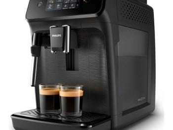 Café Express Arm Philips EP1220/00 - 1,8 L, 15 bar 230W Noir