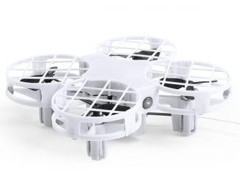 Drone téléguidé WiFi USB Blanc 146136