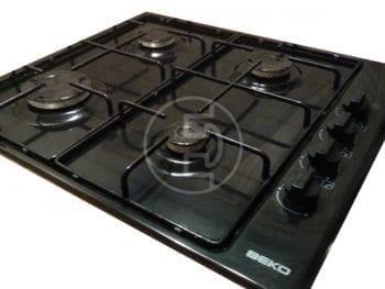 Plaque de cuisson à gaz Beko HIZG64120B - 4 feux