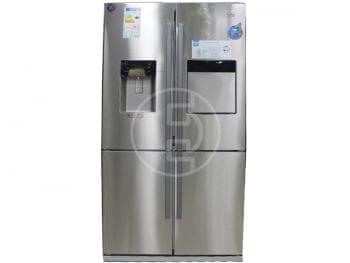 Réfrigérateur américain Beko GNE134620X - 605L, A+