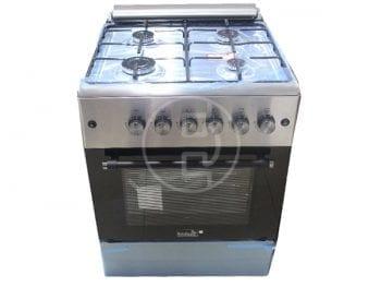 Cuisinière à gaz Enduro F6TS40GHI - 4 feux