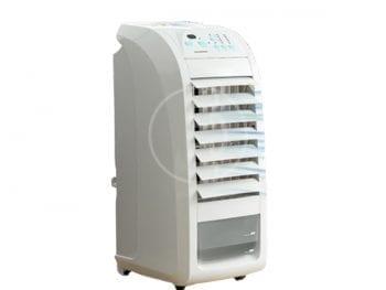 Climatiseur Évaporation Portable InnovaGoods 4,5 L 70W Gris