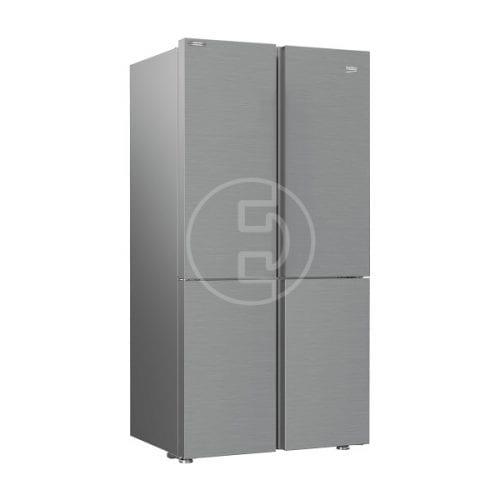 Réfrigérateur américain Beko GN1406223PX - 541L, A+