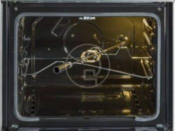 Cuisinière Beko FSGT62110DXO - 4 feux avec four