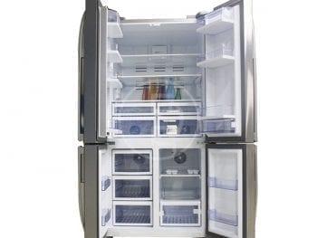 Réfrigérateur américain Beko GNE114781X - 780L, A+