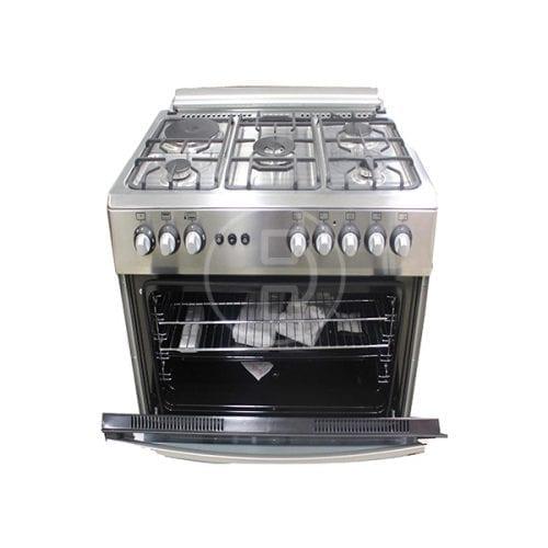 Cuisinière mixte Enduro F9L41G2 - 5 feux