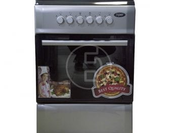 Cuisinière à gaz Xper GF5040X - 4 Feux 50X50 INOX