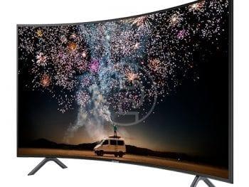 "Téléviseur intelligent Samsung 65"" incurvé UHD 4K"