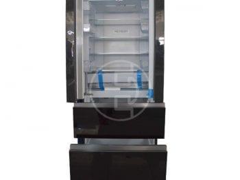 Réfrigérateur Haier HB16FGBAA - 424 L, A++ Noir