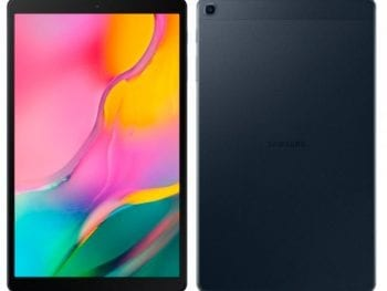 "Tablette Samsung Galaxy Tab A 2019 10.1"" 64 Go RAM 3 Go Full HD"