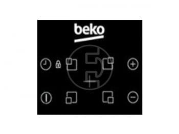 Table de cuisson encastrable Beko HQI64400AT