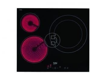 Plaque à induction Beko HIC63403BT - 3 foyers