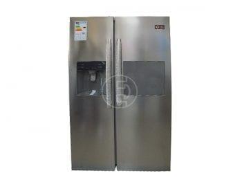 Réfrigérateur américain Midea HD-657WEN - 490 L
