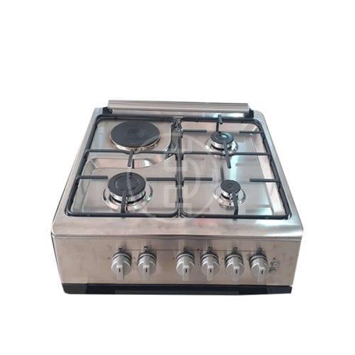 Cuisinière mixte Haier HCR2031EES - 4 feux